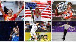 Los deportistas que ya no verás (se supone) en