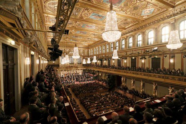 Η Πρωτοχρονιάτικη συναυλία της Φιλαρμονικής της Βιέννης γιορτάζει τα 80 της