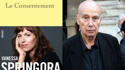 Le livre de Vanessa Springora sur Gabriel Matzneff va être adapté au