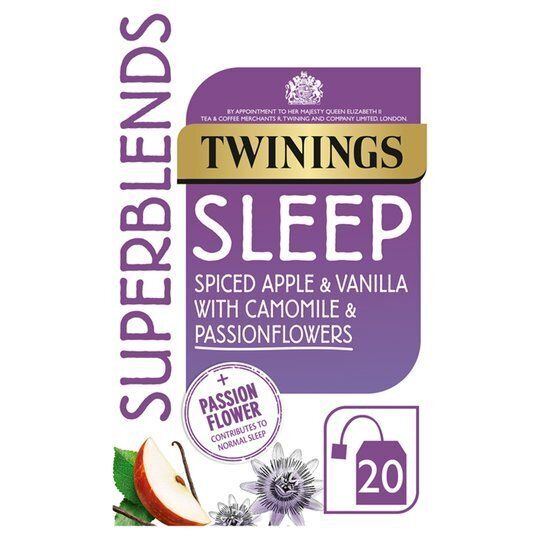 Twinings Superblends Sleep, Tesco