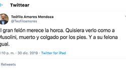 Un concejal del Ayuntamiento de Cáceres (ex de Vox):