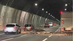 Autostrade ricevuta al Ministero. La galleria dell'A26 aveva appena superato il