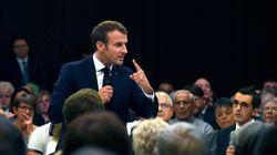 Avant ses voeux, Macron rattrapé par cette
