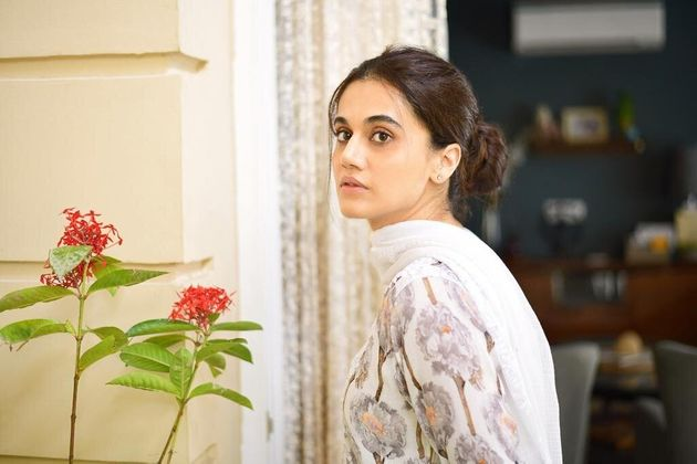 Taapsee Pannu in a still from