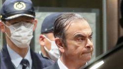 Cette théorie folle sur l'évasion de Carlos Ghosn démentie par son