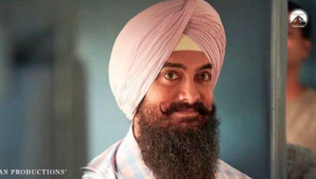 Aamir Khan in Laal Singh