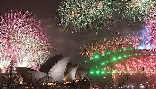 Já é ano novo na Austrália! O meme nunca fez tanto sentido quanto