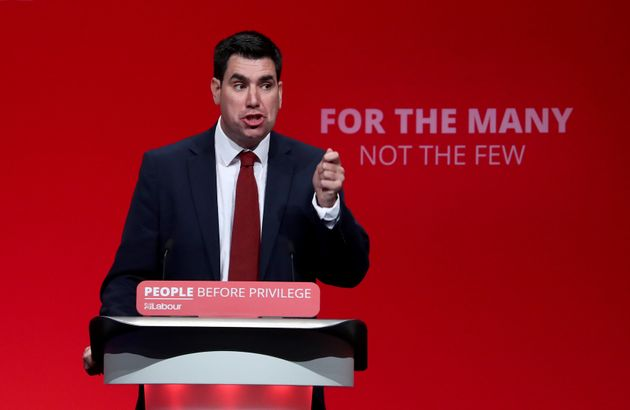 Richard Burgon Is Officially Standing To Be Labour Deputy Leader