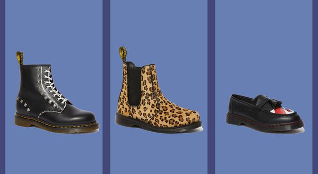 5 Of The Snappiest Styles To Shop In Dr. Martens Winter Sale