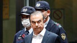 L'ex ad di Nissan-Renault fugge in Libano nascosto in una custodia per strumenti