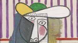 Ce Picasso à 24 millions d'euros a été vandalisé à