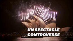 Malgré la polémique, Sydney a fêté le Nouvel An avec un feu