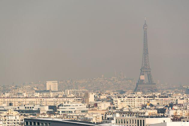 Premier jour de l'année et premières alertes à la pollution. (photo
