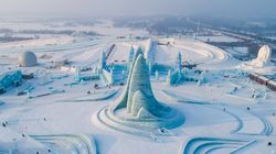 Ce royaume de glace fascinant et démesuré a ouvert ses portes en