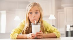 Hold On To Whole Milk: It May Help Kids Avoid Obesity More Than