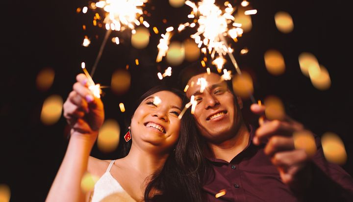 Keeping the spark alive in your relationship takes a bit work, but it's so worth it.