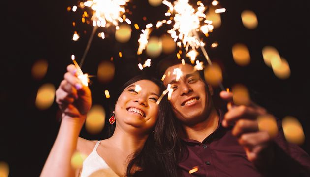 Keeping the spark alive in your relationship takes a bit work, but it's so worth