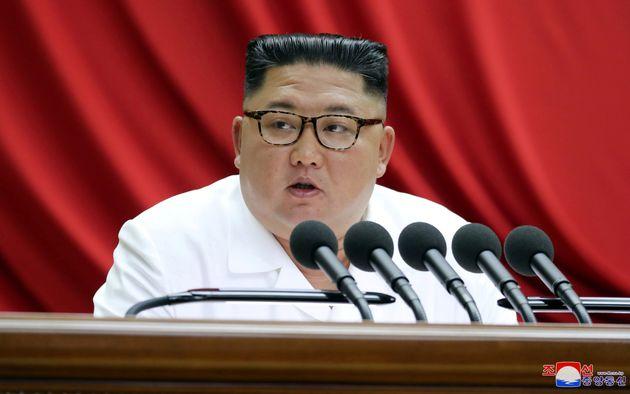 Kim Jong Un, ici sur une photo non datée mais publiée par l'agence nord-coréenne...