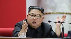북한 김정은,