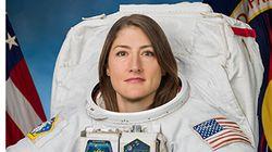 '우주에서 최장기간 연속 체류한 여성' 기록이 새로