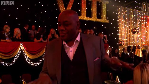 Ainsley Harriotts Dancing Steals The Show During Jools Hollands Hootenanny