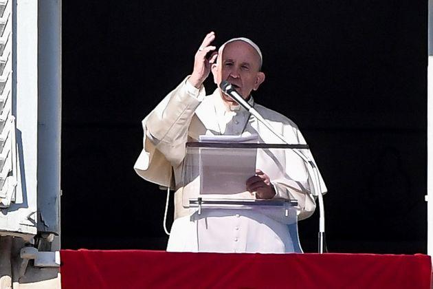 Dans sa première messe de l'année 2020, le pape François a eu une pensée...