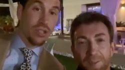 Críticas a Sergio Ramos y Pablo Motos por lo que hicieron en
