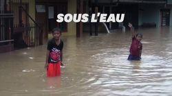 Les inondations font au moins 23 morts à