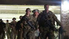 トランプ配分なりの部隊を中東米国の大使館攻撃