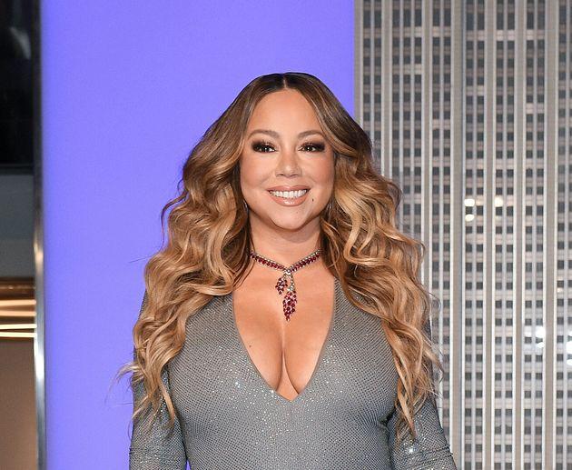 Mariah Carey a battu un record de longévité - Le HuffPost