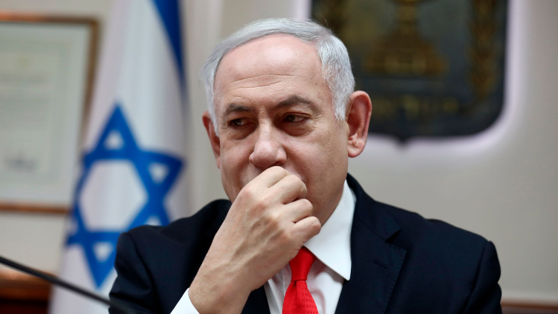 Westlake Legal Group 5e0d20e02500003cbad31906 Israel's Netanyahu Seeks Immunity, Buying Time Until After Vote