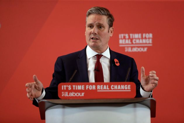 Keir Starmer Favourite To Lead Labour Party, Poll Suggests