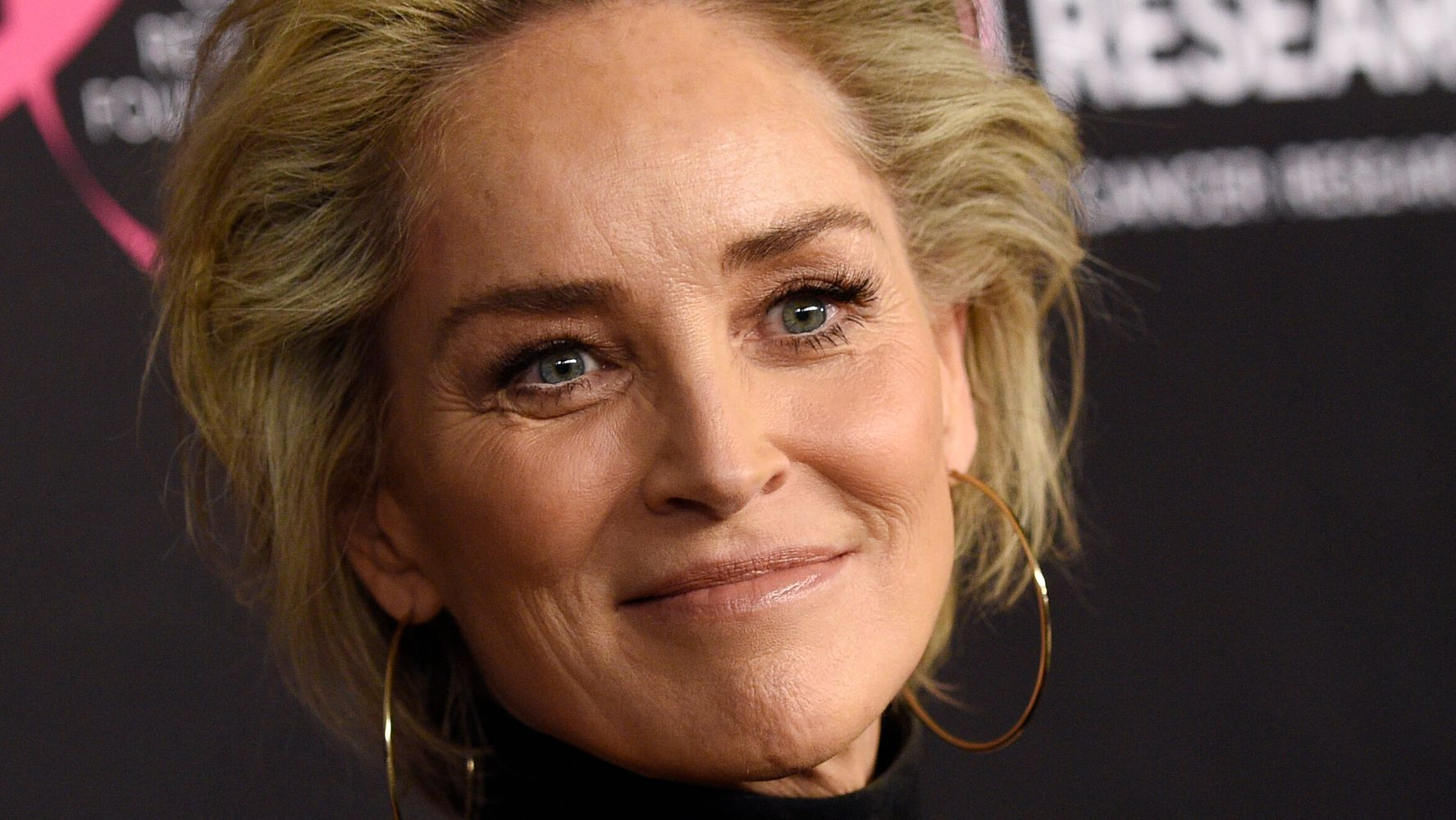 Westlake Legal Group 5e0d467b25000079bad31918 Sharon Stone Did Not Take Kindly To Bumble's Quip After Unblocking Her From App