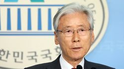 여상규 자유한국당 의원이 총선 불출마를 선언한 이유