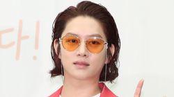 김희철이 모모와 열애 보도 후 첫 글을