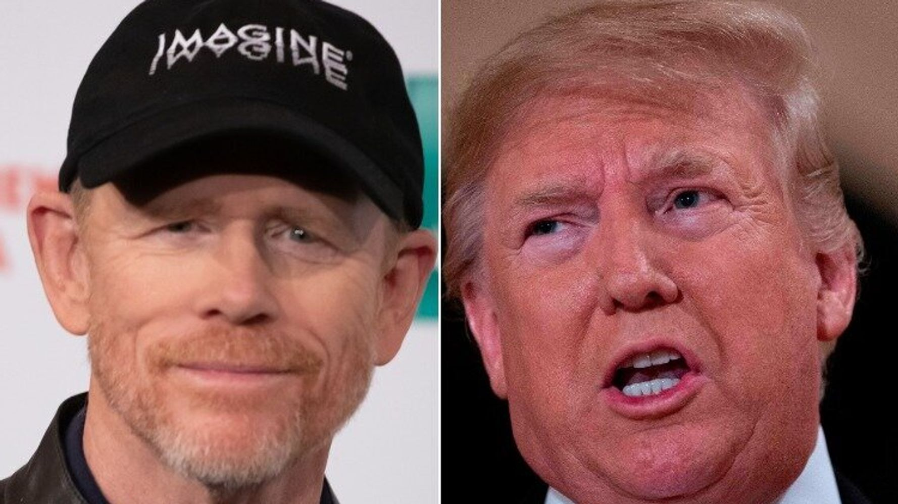 Westlake Legal Group 5e0d852f25000045bad31934 Ron Howard Reveals What Hollywood Really Thinks About Trump