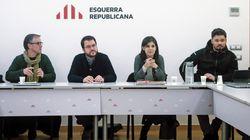 ERC decide si facilita la investidura de Sánchez entre presiones y