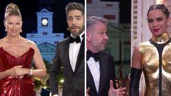 La 1, líder de audiencia en las Campanadas pero con Antena 3 pisándole los