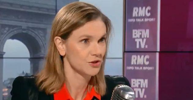 Au micro de BFMTV, la secrétaire d'État à l'Économie Agnès Pannier-Runacher s'est agacée contre l'appel...