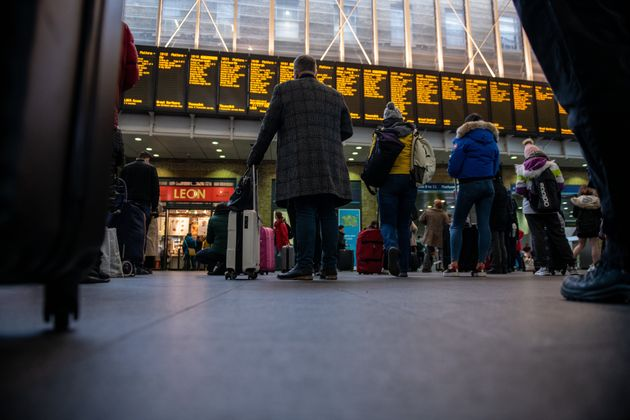 The fare increases, which were announced in November, average 2.7% across national rail services.