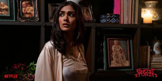 Mrunal Thakur in 'Ghost
