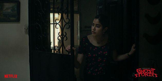 Janhvi Kapoor in Zoya Akhtar's short in 'Ghost