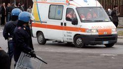Aggressioni al personale sanitario a Napoli.