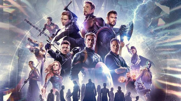 Characters from the Marvel Cinematic