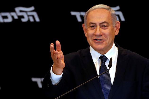 Le Premier ministre israélien, Benjamin Netanyahu, le mercredi 1er janvier à