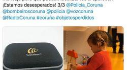 Un padre pide ayuda en Twitter para encontrar los implantes cocleares de su hija de dos