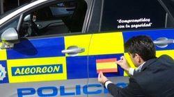 El exalcalde de Alcorcón, David Pérez (PP), gastó 65.700 euros en banderas de