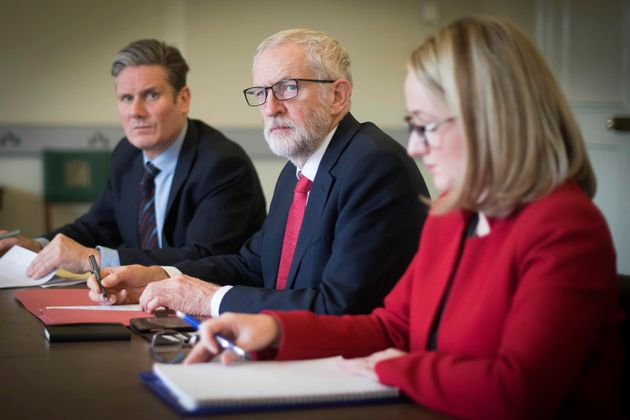 Keir Starmer and Rebecca Long-Bailey are the frontrunners to replace Jeremy