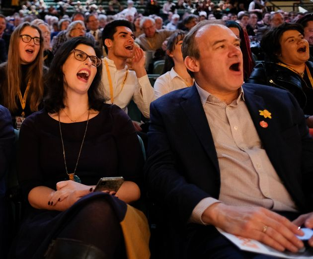 Layla Moran and Sir Ed Davey could vie for the Lib Dem