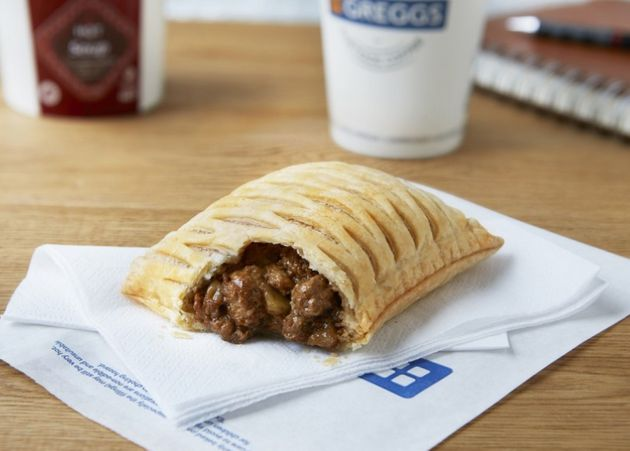 Greggs Vegan Steak Bake Sparks Beef Over Meaty Name